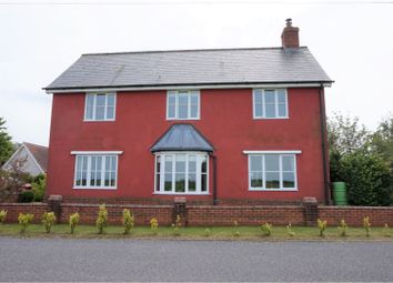 Thumbnail 4 bed detached house for sale in The Limes, Ipswich