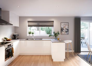 Thumbnail 2 bedroom town house for sale in Minehead Avenue, Withington