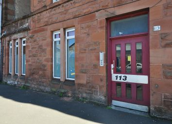 Thumbnail 1 bedroom flat for sale in 113 Niddrie Road, Glasgow