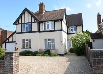 4 bed detached house for sale in Cliffe Road, Barton On Sea, New Milton, Hampshire BH25