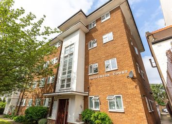 Thumbnail 1 bed flat for sale in Broughton Court, Ealing