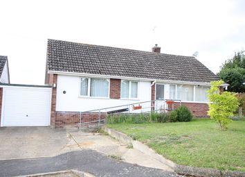 Thumbnail 3 bed detached bungalow for sale in Glebe Way, Barham, Ipswich, Suffolk