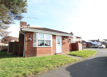 Thumbnail 2 bed detached bungalow for sale in Sampson Road, North Walsham