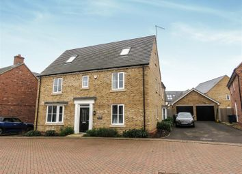 Thumbnail 6 bed detached house for sale in Adams Drive, St. Ives, Huntingdon