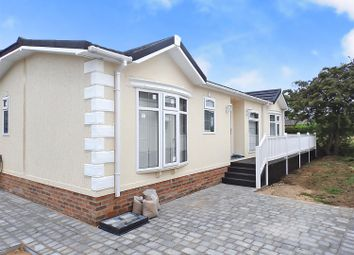 Thumbnail 2 bed mobile/park home for sale in Lower Dunsforth, York