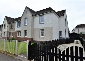 Thumbnail 3 bed flat for sale in Thorndean Crescent, Bellshill