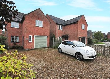 Thumbnail 3 bed detached house for sale in Patrick Road, Long Stratton, Norwich