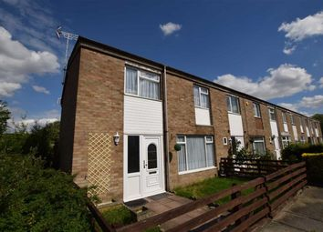 Thumbnail 3 bed end terrace house for sale in Meredene, Basildon, Essex