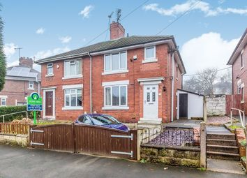 Thumbnail 3 bed semi-detached house for sale in Sherwin Road, Tunstall, Stoke-On-Trent