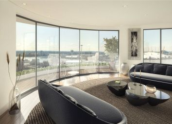 Thumbnail 3 bed flat for sale in Royal Victoria Dock, Tidal Basin Road, London