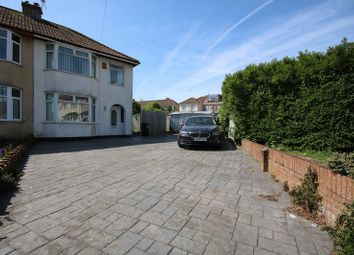 Thumbnail 3 bed terraced house for sale in Three Bed House With Building Plot, Stanley Crescent, Filton