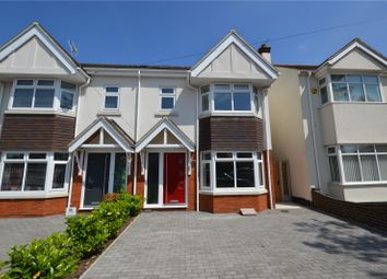 Thumbnail 3 bed detached house for sale in Thorpedene Gardens, Shoeburyness, Southend-On-Sea, Essex