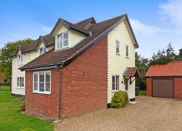 Thumbnail 3 bed cottage for sale in Rectory Lane, Worlingham, Beccles