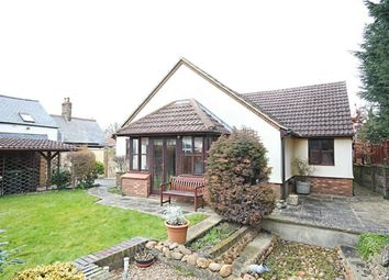 Thumbnail 3 bed detached bungalow for sale in Broad Street, Hatfield Broad Oak, Bishop's Stortford, Herts
