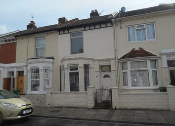 Thumbnail 4 bed terraced house to rent in Paulsgrove Road, North End, Portsmouth
