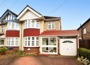 Thumbnail 3 bed semi-detached house for sale in Endway, Berrylands, Surbiton