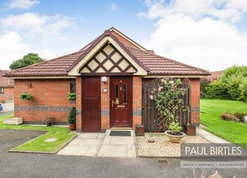 Thumbnail 2 bed bungalow for sale in Orme Close, Urmston