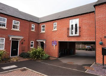 Thumbnail 2 bed flat for sale in Suffolk Way, Swadlincote