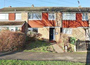 Thumbnail 3 bedroom terraced house to rent in Bakers Close, Comberton, Cambridge