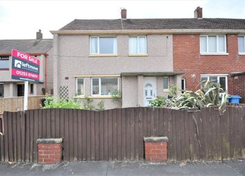 Thumbnail 3 bed terraced house for sale in Chatsworth Avenue, Fleetwood, Lancashire