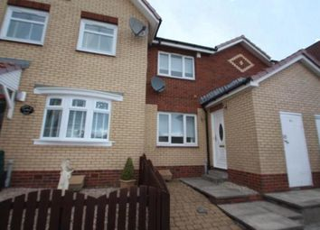 Thumbnail 2 bed terraced house for sale in Ferguson Way, Airdrie, North Lanarkshire