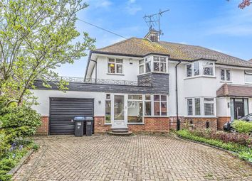 Thumbnail 3 bed semi-detached house for sale in Peplins Way, Brookmans Park, Hertfordshire