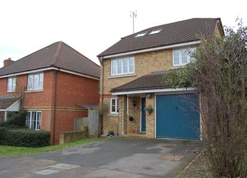 Thumbnail 5 bedroom detached house for sale in Old Bell Close, Stansted