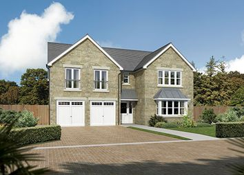 "Thumbnail 5 bed detached house for sale in ""Sandholme II"" at Troon"
