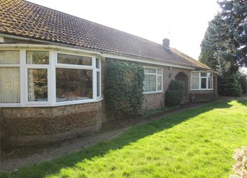 Thumbnail 4 bed detached bungalow for sale in Wesley Close, Downham Market