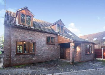 4 bed detached house for sale in Queensway, Skellingthorpe, Lincoln LN6
