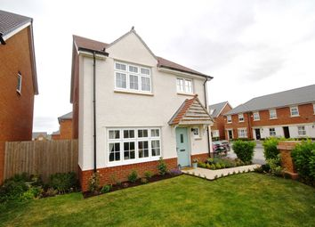 Thumbnail 4 bed detached house for sale in Alanbrooke Road, Chester