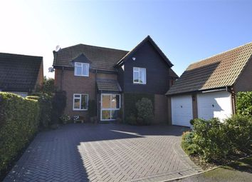 Thumbnail 4 bed detached house for sale in Wellmans Meadow, Kingsclere, Berkshire