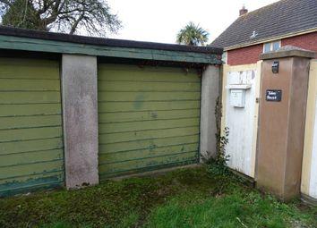 Thumbnail Parking/garage for sale in Thorverton, Exeter