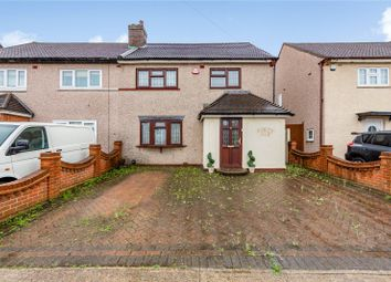 Ennerdale Avenue, Hornchurch RM12. 3 bed semi-detached house for sale