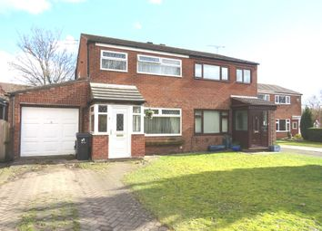 Thumbnail 3 bed semi-detached house for sale in Kingsley Drive, Northwich