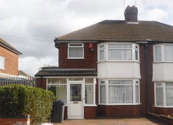 Thumbnail 3 bed semi-detached house for sale in Oscott School Lane, Great Barr, Birmingham