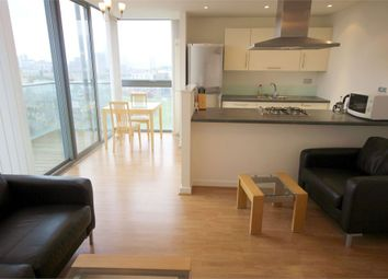 Thumbnail 2 bed flat to rent in Abbott's Wharf, 93 Stainsby Road, London