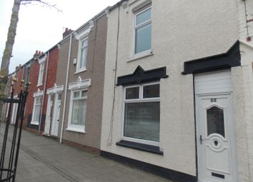 Thumbnail 2 bed terraced house to rent in St. Oswalds Crescent, Billingham