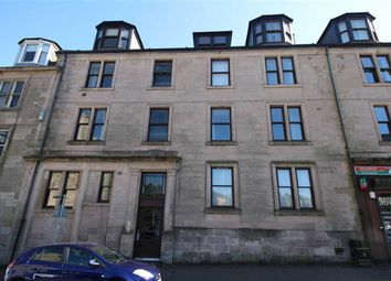 Thumbnail 2 bed flat for sale in Nicolson Street, Greenock, Renfrewshire