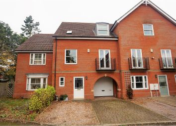 Thumbnail 3 bed town house for sale in Sterling Place, Woodhall Spa