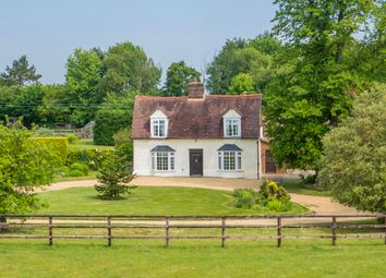 Thumbnail 4 bed detached house for sale in Church Road, Pinford End, Hawstead, Bury St. Edmunds