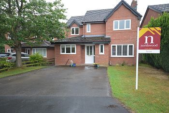 Thumbnail 4 bedroom detached house to rent in Newtons Crescent, Winterley, Sandbach