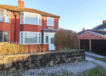 Thumbnail 3 bedroom semi-detached house for sale in Linden Avenue, Swinton, Manchester