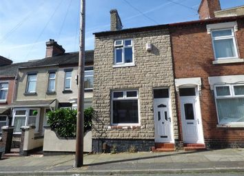 Thumbnail 2 bed terraced house for sale in Hammersley Street, Birches Head, Stoke-On-Trent