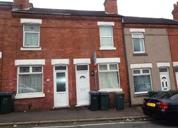 2 bed terraced house for sale in Leopold Road, Hillfields, Coventry, West Midlands CV1
