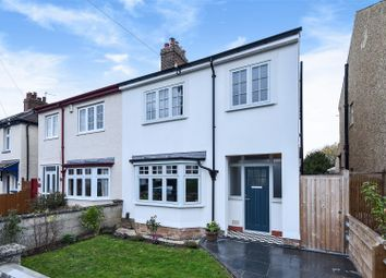 Thumbnail 3 bed semi-detached house for sale in Binswood Avenue, Headington, Oxford