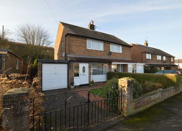 Thumbnail 2 bed semi-detached house for sale in Ladywell Road, Tweedmouth, Berwick Upon Tweed