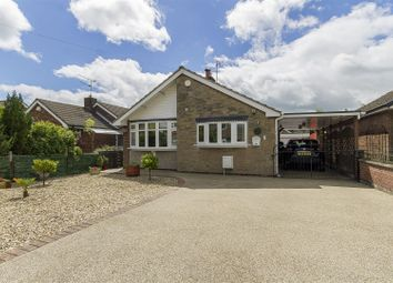 Thumbnail 2 bed detached bungalow for sale in Riber Crescent, Old Tupton, Chesterfield