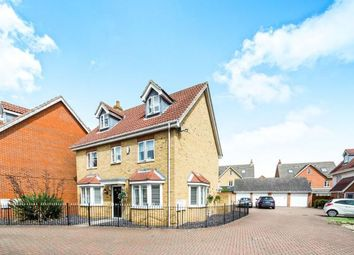 Thumbnail 5 bed detached house for sale in Chafford Hundred, Grays, Essex