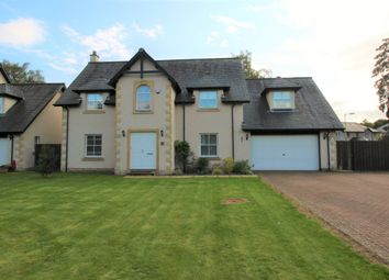 Thumbnail 5 bed detached house to rent in Druids Park, Murthly, Perth